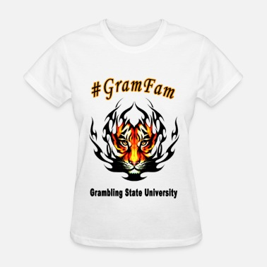 Grambling State Official #GramFam Men T Shirt - Women's T-Shirt