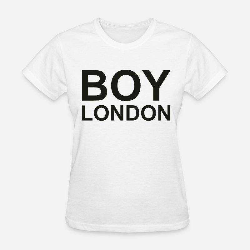 Movie T-Shirts - Boy London - Women's T-Shirt white
