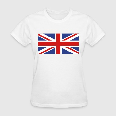 uk flag - Women's T-Shirt