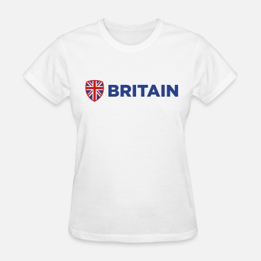 The United Kingdom Of Great Britain And Northern Ireland Britain Emblem Side 1 (3c)++2014 - Women's T-Shirt