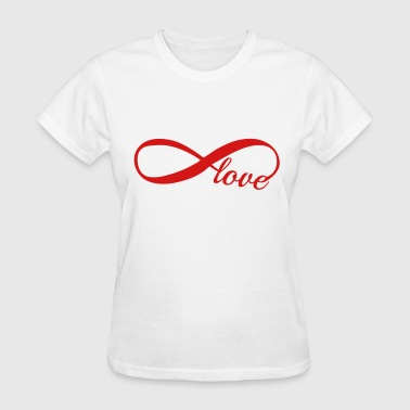 Shop Love Symbol Of Infinite T Shirts Online Spreadshirt