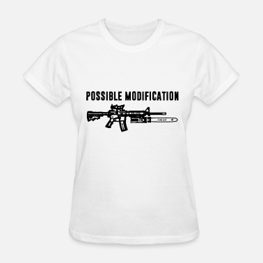 Bayonet Possible Modification Chainsaw Bayonet - Women's T-Shirt