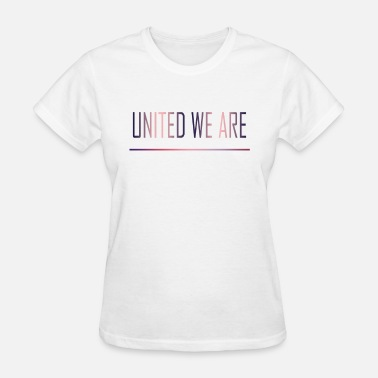 Hardwell Quotes UNITED - Women's T-Shirt