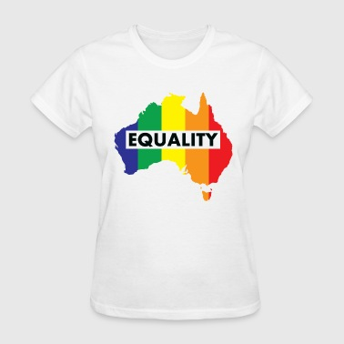 Vote Yes-australia Marriage Equality Vote Yes-Australia Marriage Equality - Women's T-Shirt