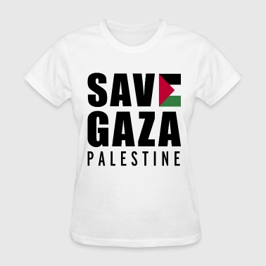 Save Gaza - Women's T-Shirt