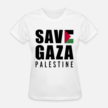 Gaza Strip Save Gaza - Women's T-Shirt