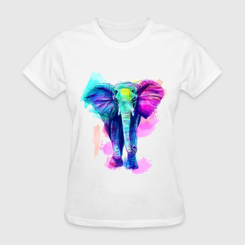 elephant - Women's T-Shirt