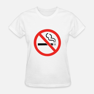 Anti-smoking No Smoking Anti - Women's T-Shirt