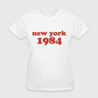 New York 1984 - Women's T-Shirt
