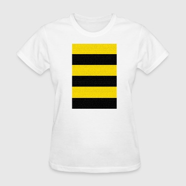 Black And Yellow Bee Bee Movie Script - Black Yellow Bees - Women's T-Shirt