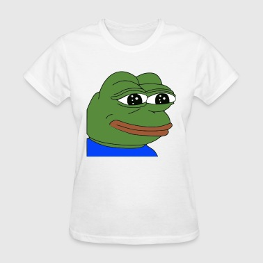 Emotional Pepe - Women's T-Shirt