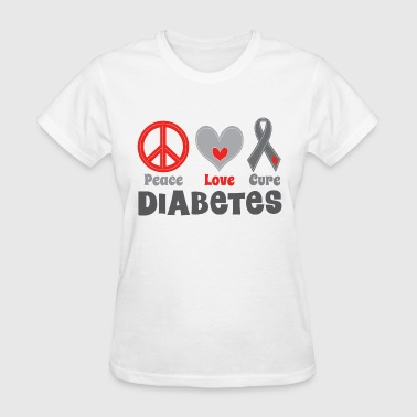 Diabetes Cure - Women's T-Shirt