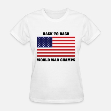 Usa USA USA USA - Women's T-Shirt