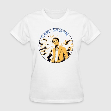 Carl Vintage Carl Sagan - Women's T-Shirt