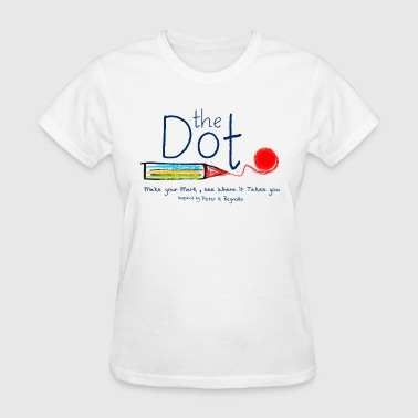 Dot INTERNATIONAL DOT DAY 2 - Women's T-Shirt