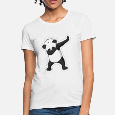 55b5a0dc5 Panda Dab b8bc1f6163b94cacd1eb14f81128bb.png - Women's T-Shirt