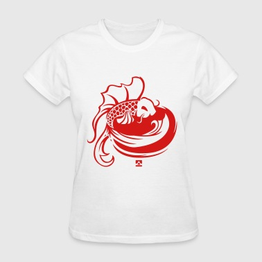 Koi Japan - Women's T-Shirt