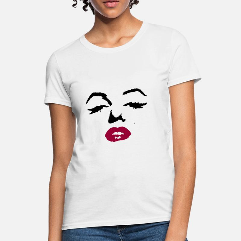 741e45535e15 Shop Marilyn Monroe T-Shirts online | Spreadshirt