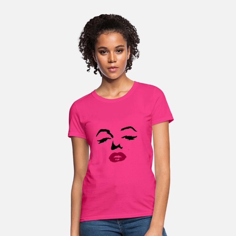 72c4955a6463 Marilyn Monroe Graphic Women's T-Shirt | Spreadshirt