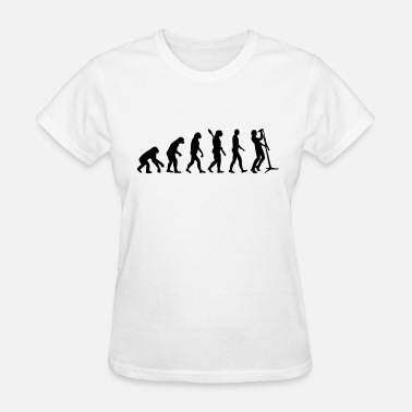 Singer Evolution Singer - Women's T-Shirt