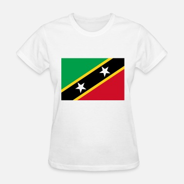 St Kitts And Nevis St Kitts und Nevis - Women's T-Shirt
