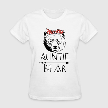 Auntie And Uncle auntie bear uncle t shirts - Women's T-Shirt