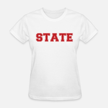 Generic Sports Generic State Sports - Women's T-Shirt