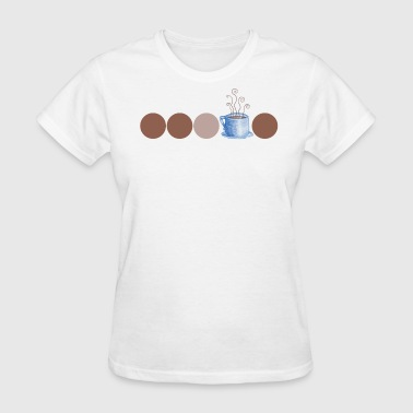 Java Dots - Women's T-Shirt