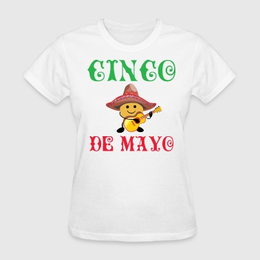 Cinco De Mayo mariachi - Women's T-Shirt