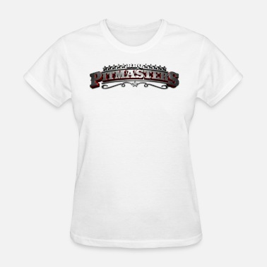 Black Tv Shows Bbq Pitmasters Tv Show - Women's T-Shirt