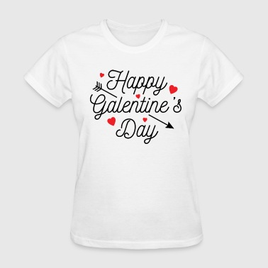 Galentines Day - Women's T-Shirt
