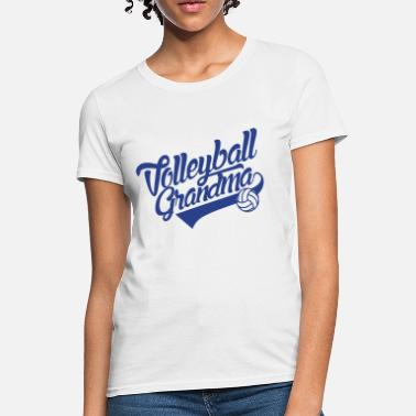 Volleball Volleyball Grandma - Women's T-Shirt