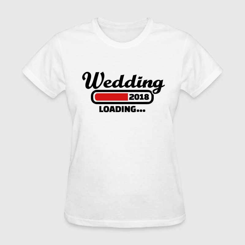 Wedding 2018 - Women's T-Shirt