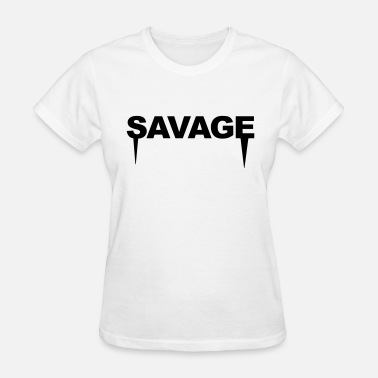 Brennan Savage Savage - Women's T-Shirt
