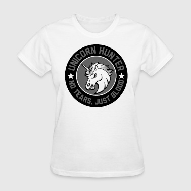 Unicorn Hunter Women Unicorn Hunter - Women's T-Shirt