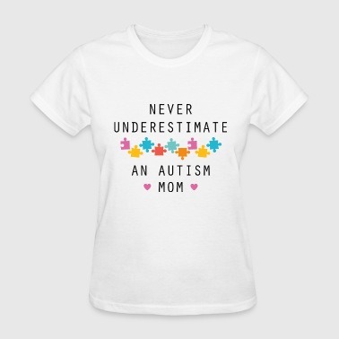 Autism Mom - Women's T-Shirt