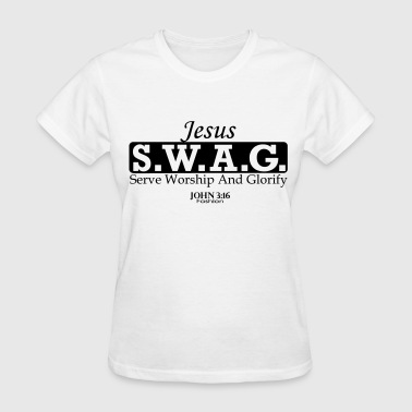 Jesus SWAG - Women's T-Shirt