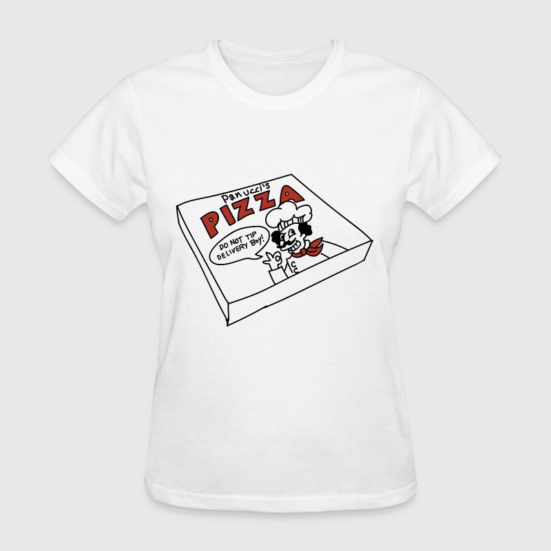 panucci's pizza - Women's T-Shirt
