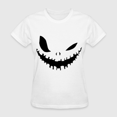 Scary Smile - Women's T-Shirt