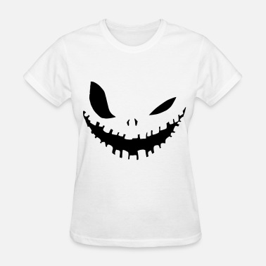 Smile Scary Scary Smile - Women's T-Shirt