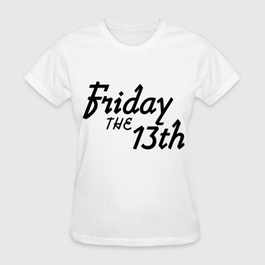 Friday the 13th - Women's T-Shirt