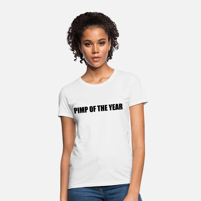 Zeer Pimp of the year Women's T-Shirt | Spreadshirt @SV77