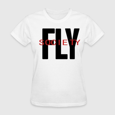 FLY SOCIETY - Women's T-Shirt