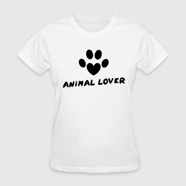 Animal Lover - Women's T-Shirt