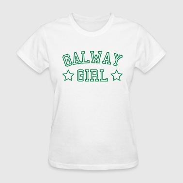 Galway Galway Girl - Women's T-Shirt