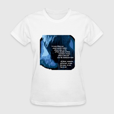 Trail Of Tears ive_seen_things - Women's T-Shirt