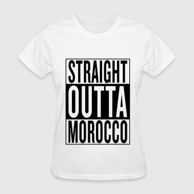 Morocco - Women's T-Shirt