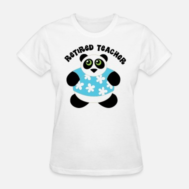 Retired Teachers Retired Teacher - Women's T-Shirt