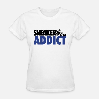 Sneaker sneaker addict - Women's T-Shirt