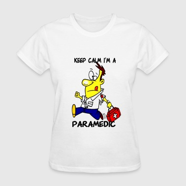 Paramedic Husband PARAMEDIC - Women's T-Shirt